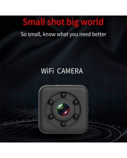 Full HD 1080P SQ29 WIFI Mini Camera IP Camera Video Sensor Night Vision Waterproof Shell Camcorder Micro Camera DVR Motion