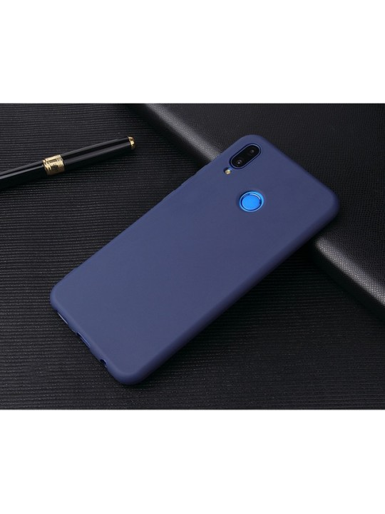 Matte Colorful Soft Silicone TPU Case For Huawei Nova 2i 2s 2 Plus Nova 3 3i 3e Nova 4 P smart 2019 P20 lite P30 Pro Cover case